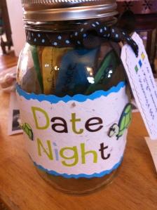 Date Night Jar!